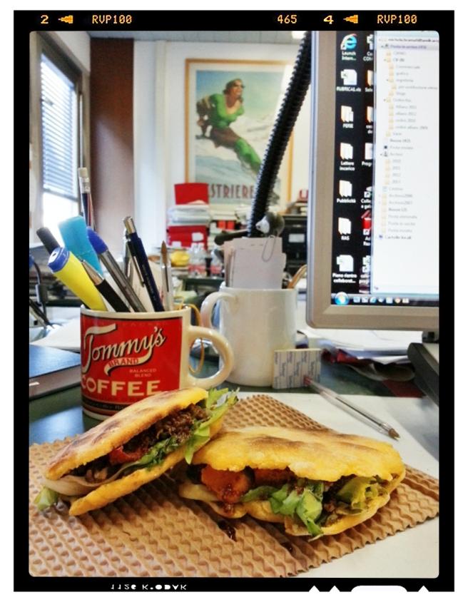 pranzo in ufficio II
