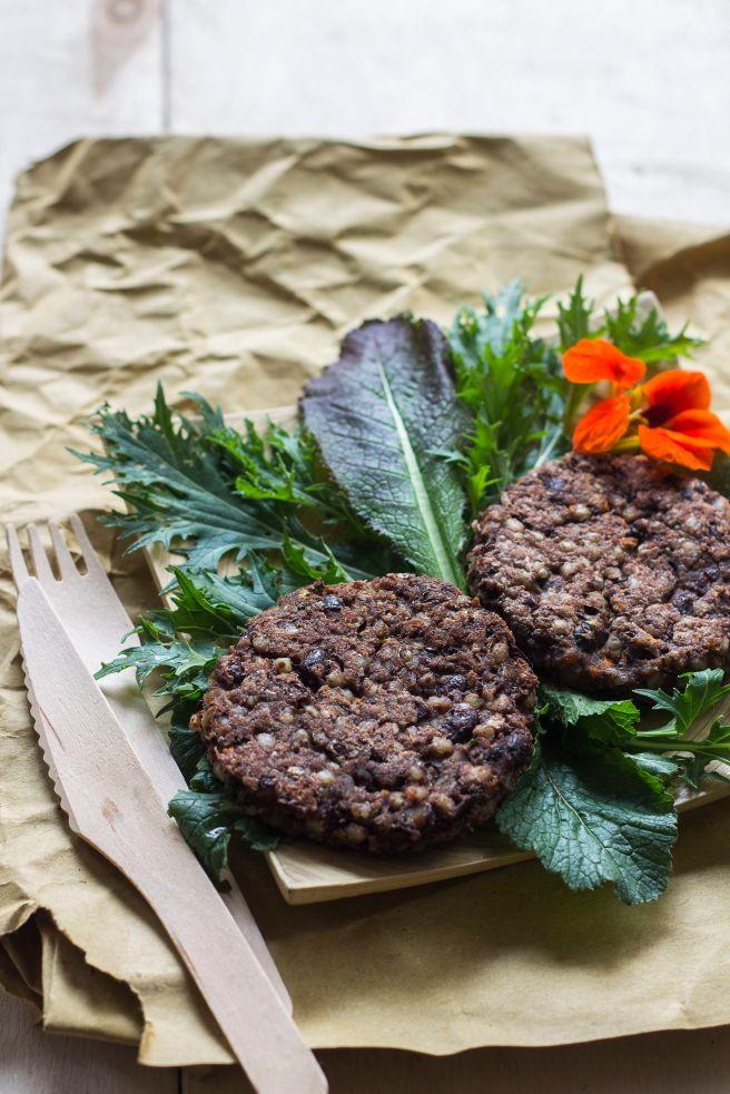 Hamburger vegan e glutenfree - feelfreeglutenfree